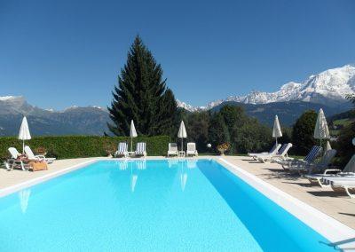 piscine Combloux